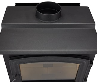 Small Wood Stove Top